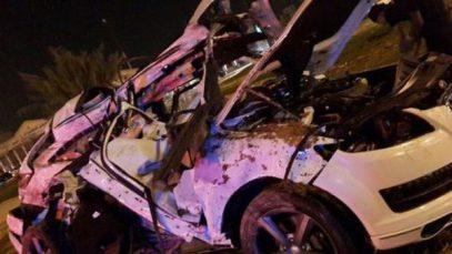 В Саудовской Аравии казнен виновник автоаварии
