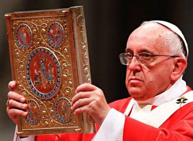 Папа Римский обнаружил богохульство в христианской «Фатихе»