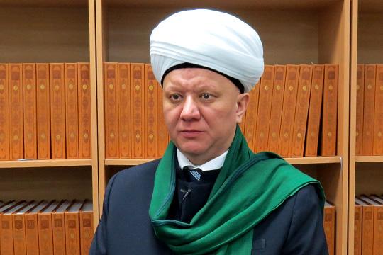 Председатель ДСМР Альбир Крганов
