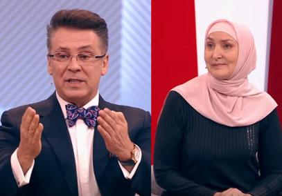 Известный российский артист показал свою «тайную» мусульманскую семью