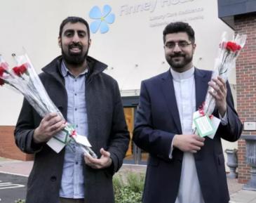 Мусульмане устроили Рождество в казенных домах