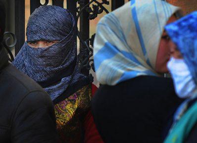 Анализы ДНК и сканы радужки – уйгурских мусульман превращают в подопытных кроликов