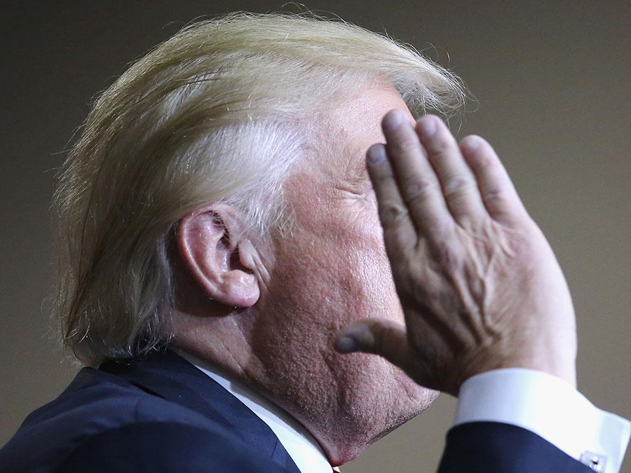 «Пернатый мусульманин» беспощадно урезонил Дональда Трампа