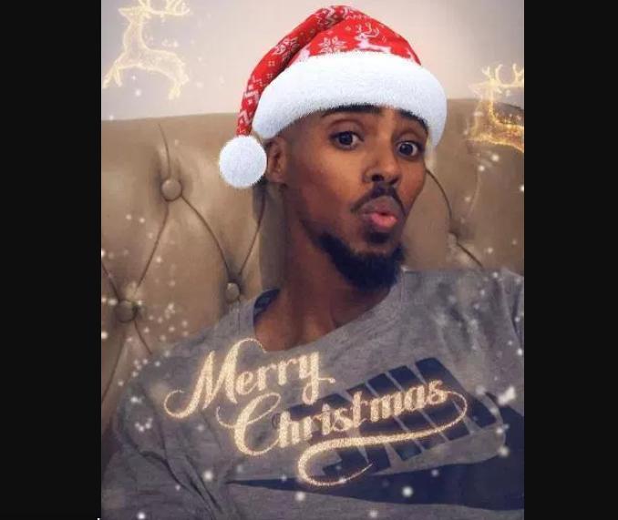 Мухамед в шапке Деда Мороза вызвал гнев подписчиков в Instagram