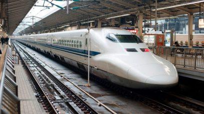 Сегодня запущен скоростной поезд между Меккой и Мединой