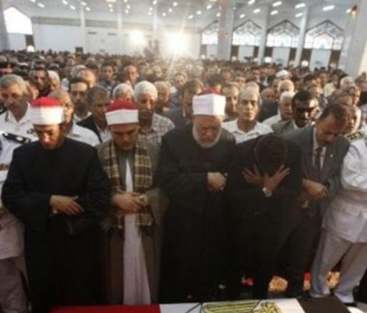 Джума в мечети Рауда