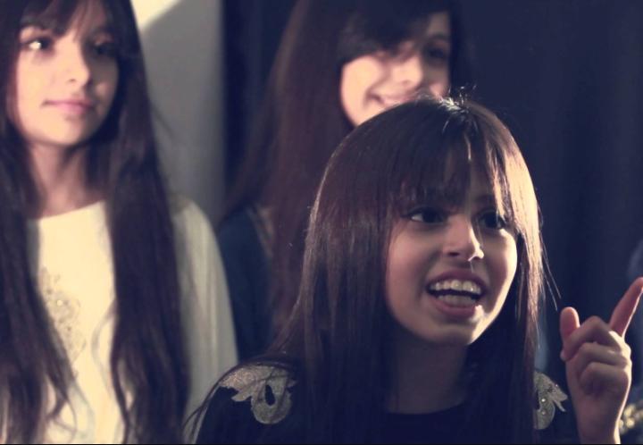 Саудовская девчачья группа взорвала YouTube (ВИДЕО 143 миллиона просмотров)