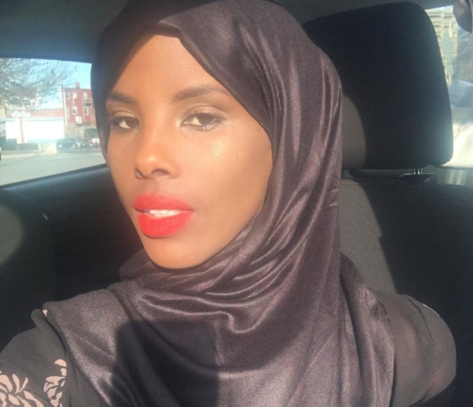 Красавица в хиджабе сразила наповал жюри «Мисс Вселенной»