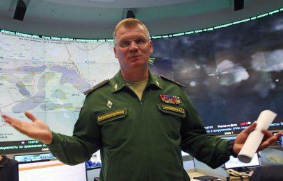 Минобороны РФ подкололо Пентагон после заявления о вялом выводе российских войск из Сирии