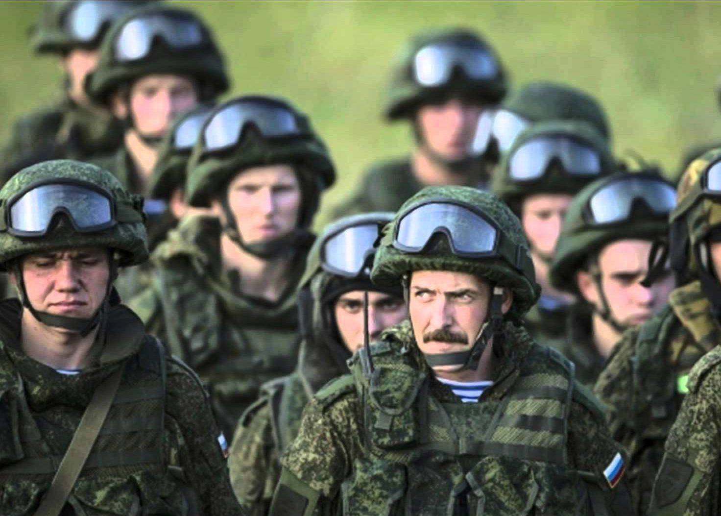 Названа численность воевавших в Сирии российских солдат и убитых ими боевиков