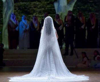 Саудовскую невесту подстерегло непредвиденное по пути на свадьбу