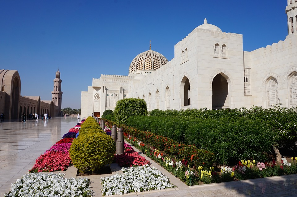 Ландшафтный дизайн исламских садов в Марокко