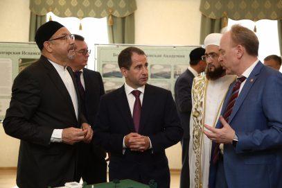Полпред Путина рассказал о достижениях в сфере исламского образования России