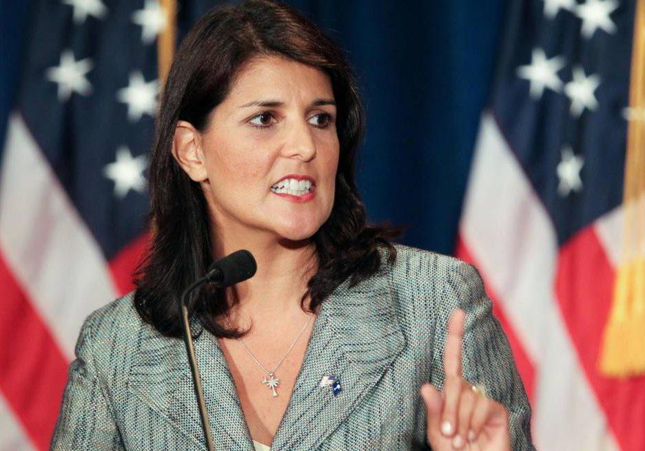 США неизменят решения поИерусалиму после голосования вмеждународной Организации Объединенных Наций
