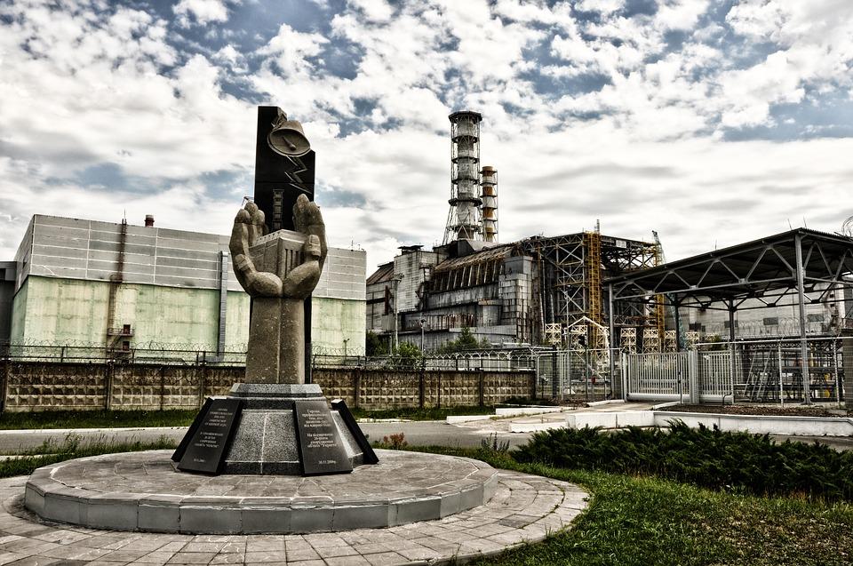 История чернобыльской аварии