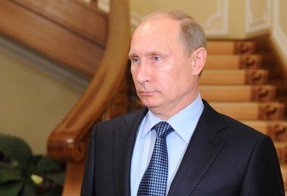 Путин за день посетил три мусульманские страны