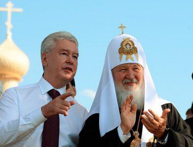 За год в Москве построены 24 новые церкви — патриарх Кирилл