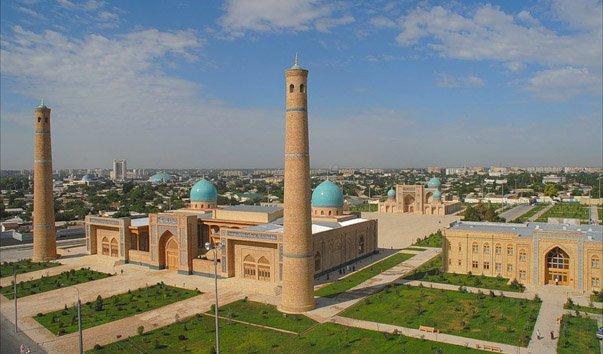 Комплекс мечети