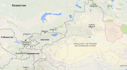 Китайские власти построят в Синьцзяне антитеррористическую «великую стену»