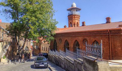 В Грузии идет кампания по смене тюркских названий на грузинские