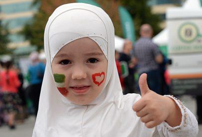 Население России опять прирастает Чечней и мигрантами