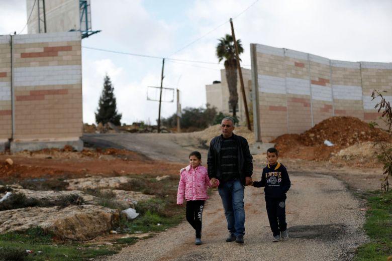 В Палестине одна семья объявила о создании независимого государства