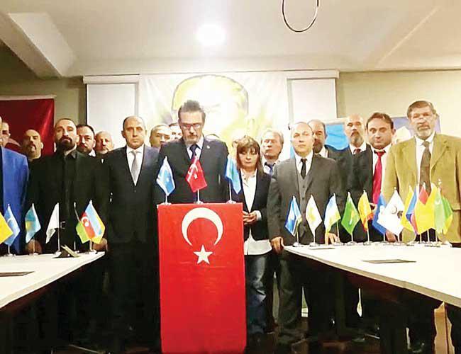 Объявление о создании партии. Фото с сайта газеты
