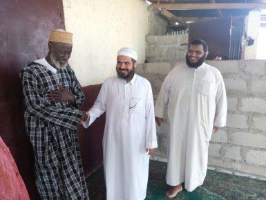 В Гвинее убили известного саудовского проповедника (ВИДЕО)