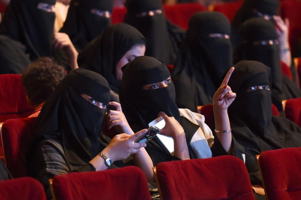 Этого события в Саудовской Аравии ждали полвека