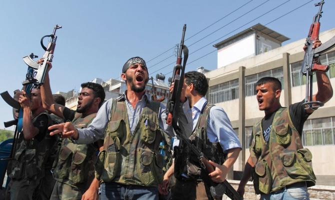 Сирия исправит боевиков с помощью этой кавказской республики