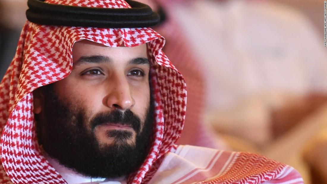 Принц Мухаммед бен Сальман Аль Сауд