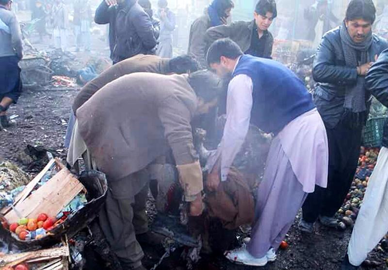 В Афганистане развивается рынок «шахидов»