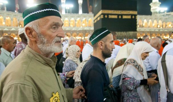 Россияне едут в Саудовскую Аравию выбивать квоту на хадж