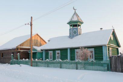 Сибирские мечети перешли на самоотопление углем