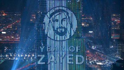 Дубай потратил баснословные деньги ради очередного мирового рекорда в Новый год (ВИДЕО)