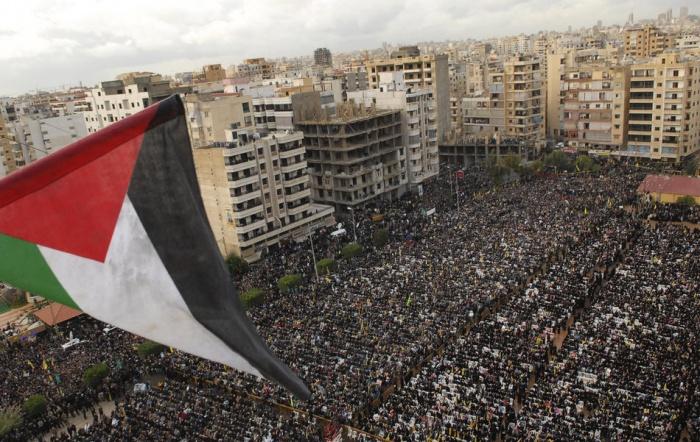 Палестина дала арабам установку в ответ на перенос посольств в Иерусалим