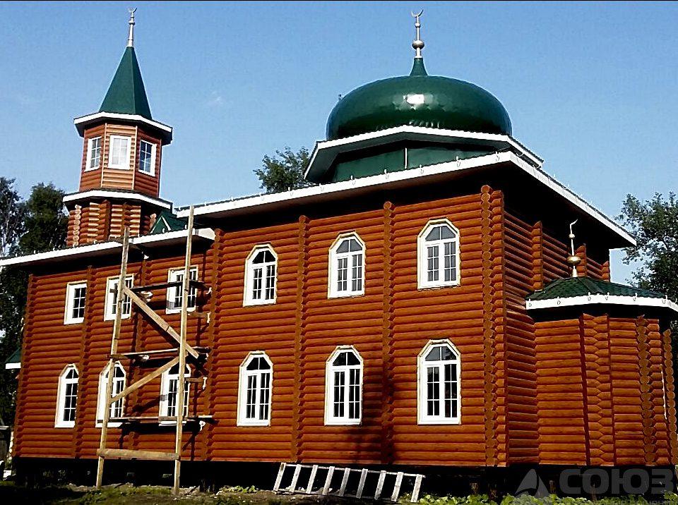Мэр Архангельска: С открытием мечети мы стали ближе к Богу