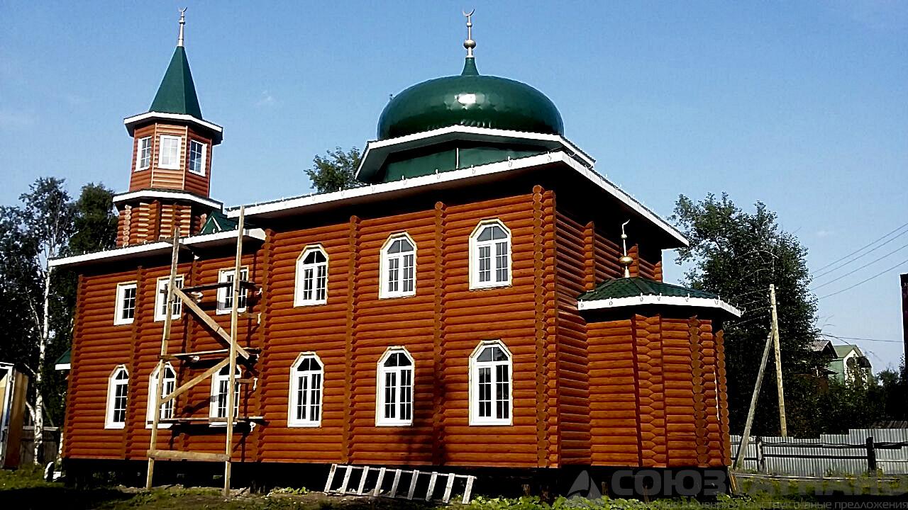 Мечеть Архангельска