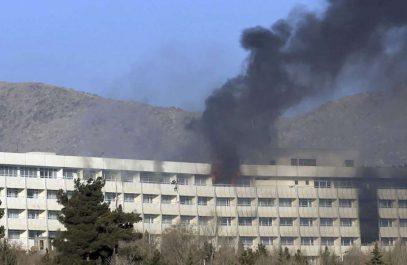 Казахстанец не вынес атаки талибов