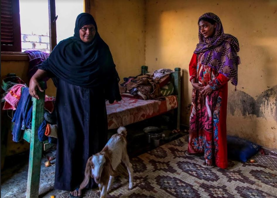 Египет: деревня только для женщин