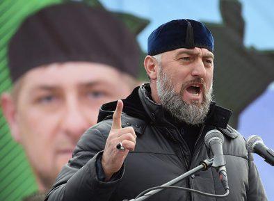 СМИ озадачились удалением Делимханова из списка друзей Кадырова в соцсети