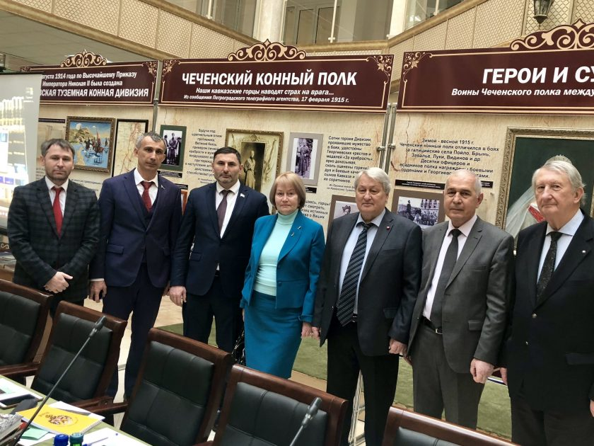Российские монархисты делают ставку на Чечню