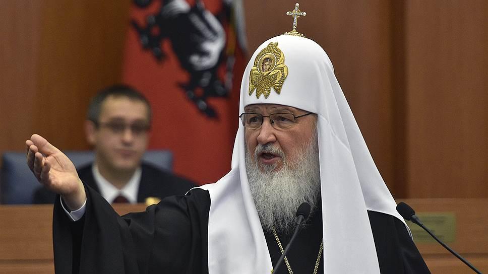 П. Кирилл. Фото: Коммерсант