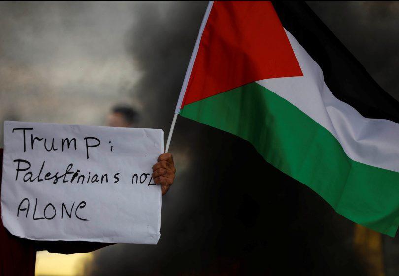 Палестинцы жестко ответили на шантаж Трампа