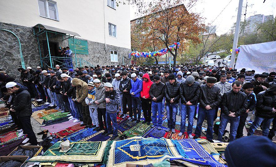 ВоВладивостоке к100-летию соТАССР построят мечеть