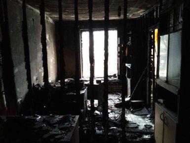 В Ингушетии сгорел офис «Мемориала», СМИ сообщают о молодчиках с канистрой