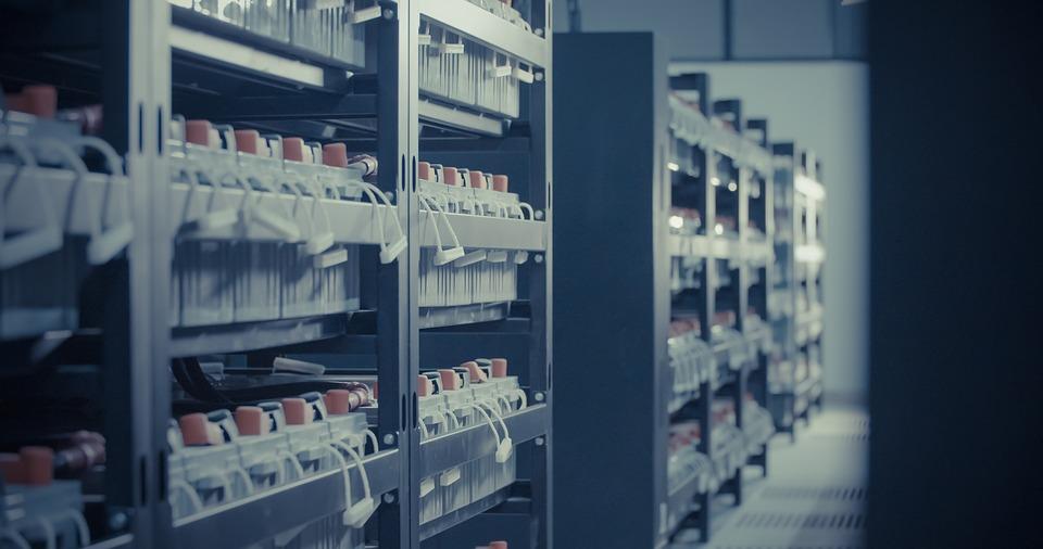 Самый большой аккумулятор в мире: Redox-flow-batterie
