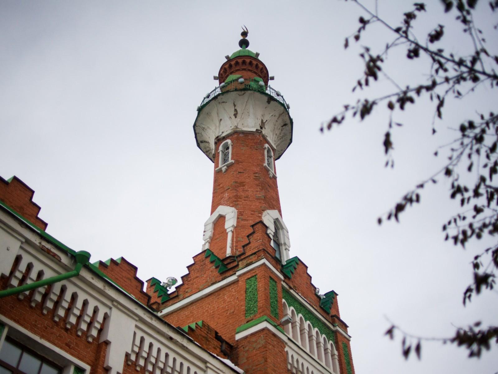 Закабанная мечеть