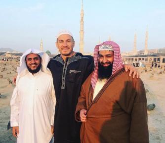 Принявший ислам спортсмен поделился сокровенным