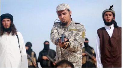 ИГИЛ с Израилем борются против ХАМАС